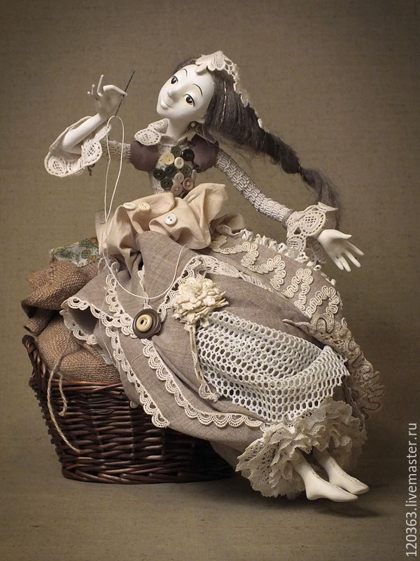 Collectible doll ' Cinderella', Dolls, Murmansk,  Фото №1