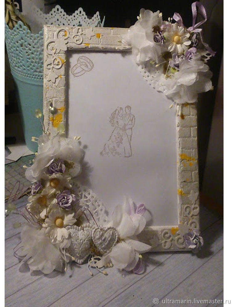 Подарок на свадьбу фоторамка