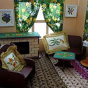Куклы и игрушки ручной работы. Ярмарка Мастеров - ручная работа Домик садовника. Handmade.