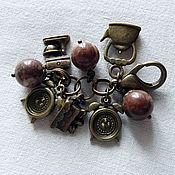 Сумки и аксессуары handmade. Livemaster - original item Keychain
