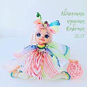 Куклы и пупсы ручной работы. Ярмарка Мастеров - ручная работа Бабочка, Арт кукла, Авторская, Интерьерная, Коллекционная кукла, кукла. Handmade.