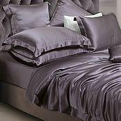 """Комплекты постельного белья ручной работы. Ярмарка Мастеров - ручная работа """"Rich silk"""" - постельное белье из серии  Tencel. Handmade."""