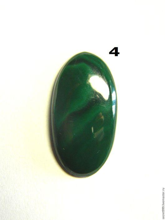Для украшений ручной работы. кабошон из малахита кабошон малахит натуральный камень. Кабошон со всех сторон. Ярмарка Мастеров.