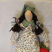 Куклы и игрушки ручной работы. Ярмарка Мастеров - ручная работа Сплюшка  дачница. Handmade.