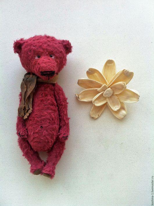 Мишки Тедди ручной работы. Ярмарка Мастеров - ручная работа. Купить Розовый мишка. Handmade. Мишки тедди, мишка-тедди