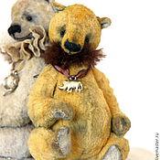 Куклы и игрушки ручной работы. Ярмарка Мастеров - ручная работа №1 Карри  13 см (мишки тедди). Handmade.