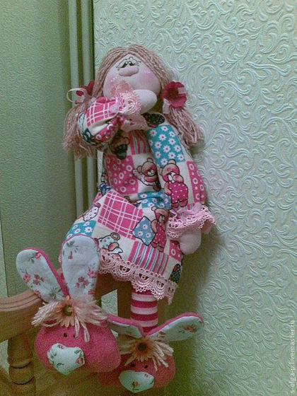 Куклы Тильды ручной работы. Ярмарка Мастеров - ручная работа. Купить Кукла Сонюшка. Handmade. Кукла, подарок, синтепон