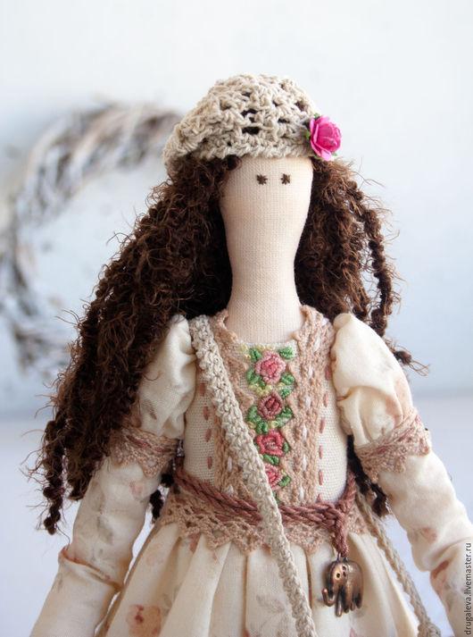 Куклы Тильды ручной работы. Ярмарка Мастеров - ручная работа. Купить Кукла тильда Вероника, текстильная кукла, интерьерная кукла. Handmade.
