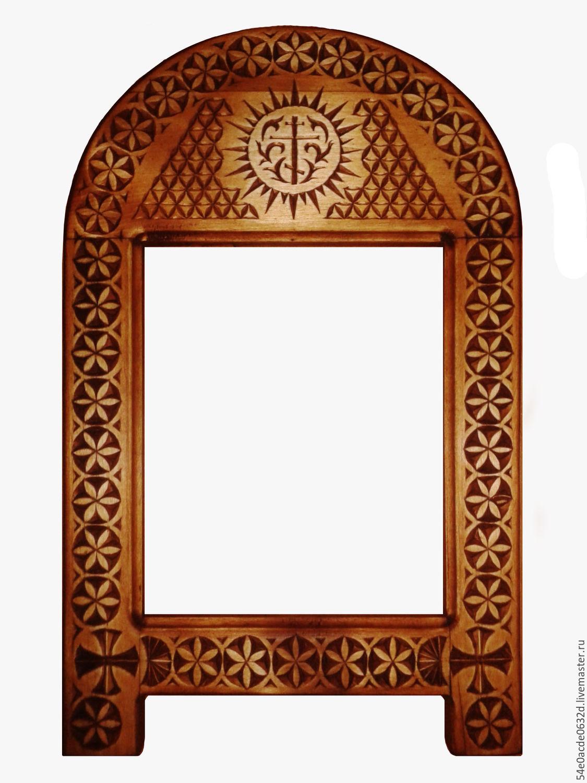 Рамки для икон из дерева