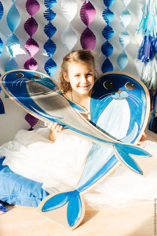 Детские карнавальные костюмы ручной работы. Ярмарка Мастеров - ручная работа. Купить Фото зона на Детский День Рождения. Handmade.