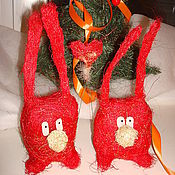 Куклы и игрушки ручной работы. Ярмарка Мастеров - ручная работа Новогоднее. Handmade.
