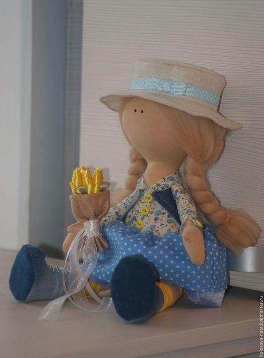 Куклы тыквоголовки ручной работы. Ярмарка Мастеров - ручная работа. Купить Кукла тыквоголовка. Handmade. Кукла тыквоголовка, интерьерная кукла