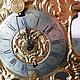 Винтажные предметы интерьера. Заказать Часы каминные настольные Claudius Augsburg винтаж. Messy. Ярмарка Мастеров. Каминные часы