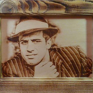 Картины и панно ручной работы. Ярмарка Мастеров - ручная работа Картины: Адриано Челентано. Handmade.