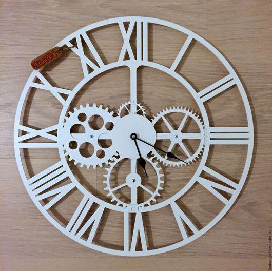 """Часы для дома ручной работы. Ярмарка Мастеров - ручная работа. Купить Часы 45см """"Raatas"""". Handmade. Настенные часы, дизайн"""