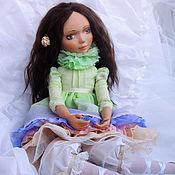 Куклы и игрушки ручной работы. Ярмарка Мастеров - ручная работа Лиза. Будуарная кукла.. Handmade.