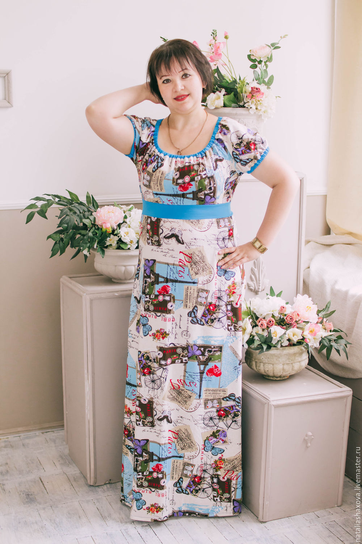 Платье на лето для работы