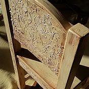 """Для дома и интерьера ручной работы. Ярмарка Мастеров - ручная работа Детский стульчик """"Винтажный"""". Handmade."""