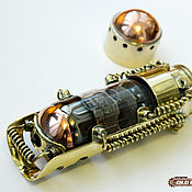 Субкультуры handmade. Livemaster - original item USB flash drive in steampunk style. Handmade.