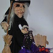 Мягкие игрушки ручной работы. Ярмарка Мастеров - ручная работа Ведьма Эльфийская. Handmade.