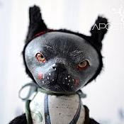 Куклы и игрушки ручной работы. Ярмарка Мастеров - ручная работа Кошка Офелия. Handmade.