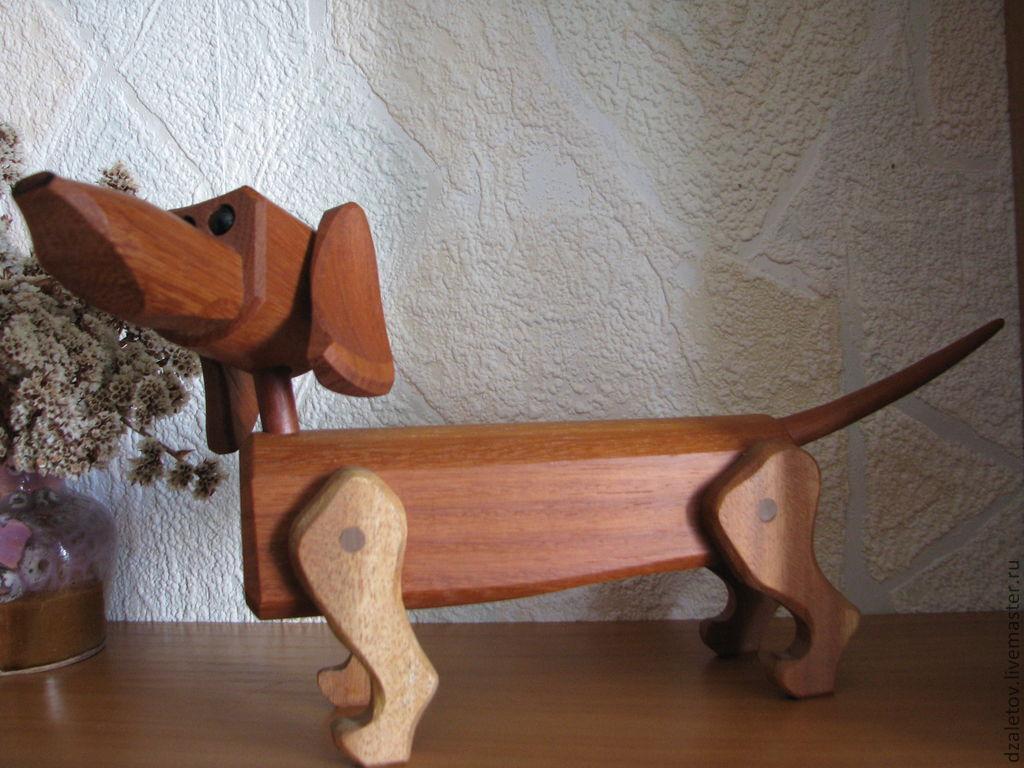 Как сделать животных из дерева