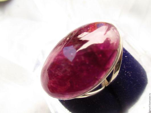 кольцо `Филадельфия` цена  7000 турмалин,серебро