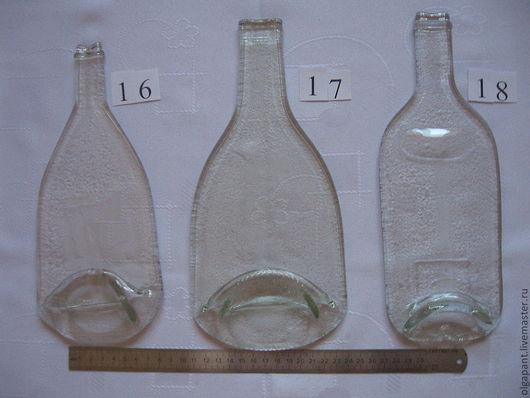 """Другие виды рукоделия ручной работы. Ярмарка Мастеров - ручная работа. Купить материал для творчества """"плоская бутылка"""". Handmade. Белый"""
