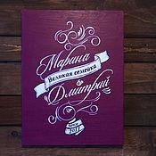 Свадебный салон ручной работы. Ярмарка Мастеров - ручная работа Семейная монограмма. Handmade.