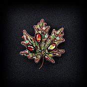 Украшения handmade. Livemaster - original item Decoration Brooch