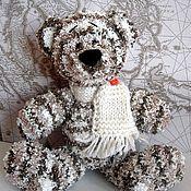 Куклы и игрушки ручной работы. Ярмарка Мастеров - ручная работа Медвежонок Минька. Handmade.