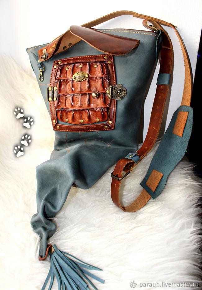 Оригинальная сумка для неординарной барышни:), Сумки, Новосибирск, Фото №1