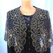 handmade. Livemaster - original item Lace drape glade. Handmade.