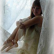 """Одежда ручной работы. Ярмарка Мастеров - ручная работа Платье в технике нуно-фелт """"Lisa"""". Handmade."""