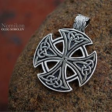 Фен-шуй и эзотерика ручной работы. Ярмарка Мастеров - ручная работа Кельтский Крест. Handmade.