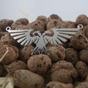 Decorations handmade. Livemaster - original item Aquila, Imperial eagle (Warhammer 40k). Handmade.