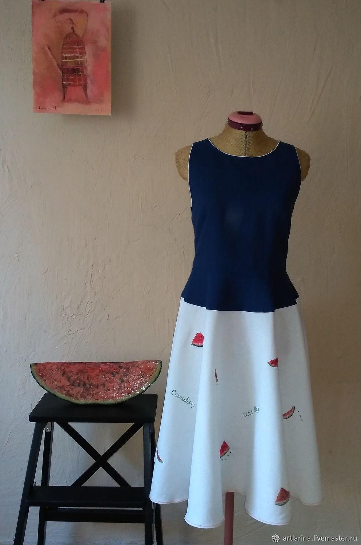Dress 'Watermelon mood'No. №2, Dresses, Zarechny,  Фото №1