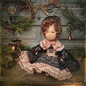 Куклы и пупсы ручной работы. Ярмарка Мастеров - ручная работа Викторианское Рождество. Handmade.