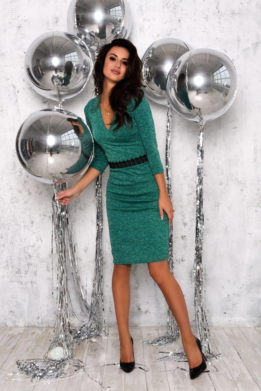 Платье трикотажное арт. 541, Платья, Москва,  Фото №1