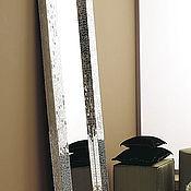 Для дома и интерьера handmade. Livemaster - original item Rectangular mirror in mosaic frame. Handmade.