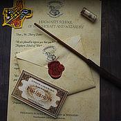 Картины и панно handmade. Livemaster - original item A letter from HOGWARTS. Handmade.