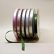 Ленты ручной работы. Ярмарка Мастеров - ручная работа Лента атласная 10 мм. Handmade.
