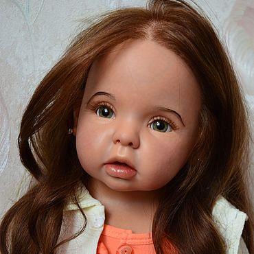 Куклы и игрушки ручной работы. Ярмарка Мастеров - ручная работа Кукла реборн Фелиция. Handmade.