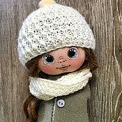 Куклы Тильда ручной работы. Ярмарка Мастеров - ручная работа Кукла текстильная интерьерная ручной работы. Handmade.
