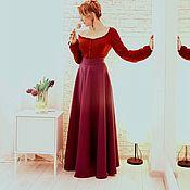 """Одежда ручной работы. Ярмарка Мастеров - ручная работа Юбка """"Пандора""""-50%. Handmade."""