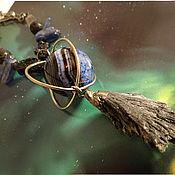 """Украшения ручной работы. Ярмарка Мастеров - ручная работа Сотуар - трансформер """"Пришелец"""". Handmade."""
