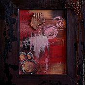 """Картины и панно ручной работы. Ярмарка Мастеров - ручная работа """"Silence"""". Handmade."""