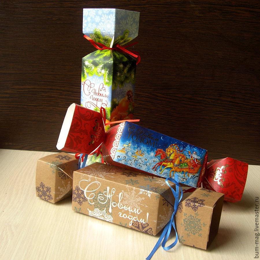 Коробки упаковки для конфеты своими руками 748