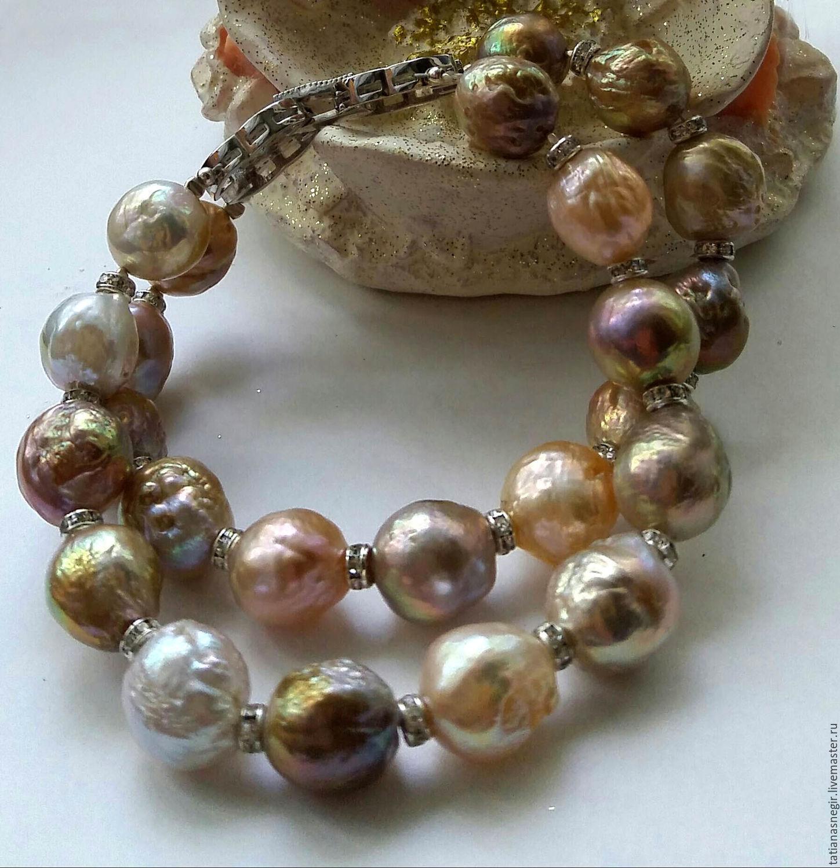Bracelet 'Golden Kasumi', Bead bracelet, Lytkarino,  Фото №1