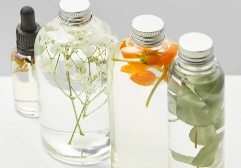 A lotion for removing makeup 'Honey' 100ml, Micellar Water, Solovki,  Фото №1